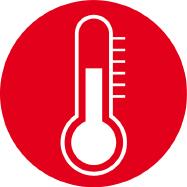 Surveillez les temperatures - HDeCARE